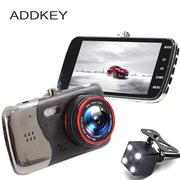 Видео регистратор ADDKEY с камерой заднего вида