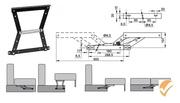 Механизмы для диванов